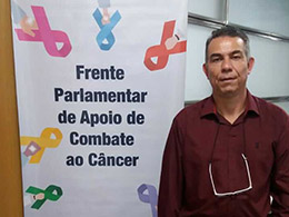 Launch of Cancer Fighting Parliamental Front